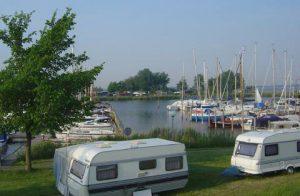 camper staanplaatsen